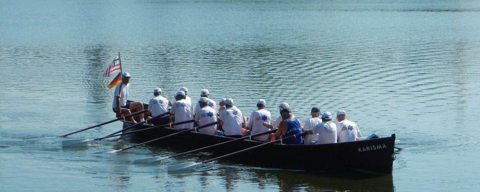 Mit dem Kirchboot über den Bodensee