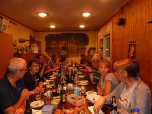 02 Abendessen in Aken